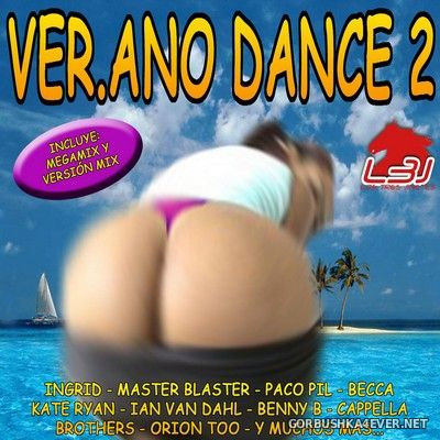 Ver.Ano Dance 2 [2003] Mixed by Crydamour, MrDeeJay & NoCarrier