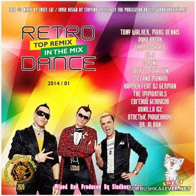 Retro Dance - Top Remix In The Mix 2014.1