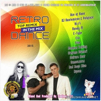 Retro Dance - Top Remix In The Mix 2015
