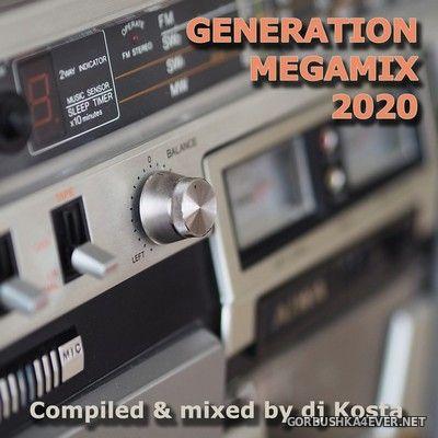 DJ Kosta - Generation Megamix 2020
