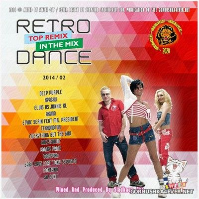 Retro Dance - Top Remix In The Mix 2014.2