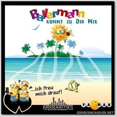 Ballermann kommt zu Dir Mix 2020 by Pacman