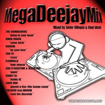 MegaDeejayMix [2001] by Javi & Dani Villegas