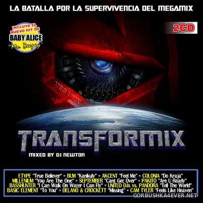 DJ Newton - Transformix [2007]