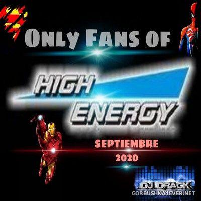 DJ Drack - High Energy Septiembre Mix 2020