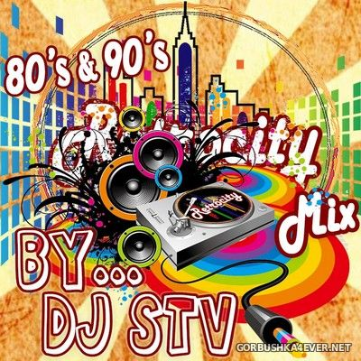 80's & 90's Retrocity Mix [2020] by STV