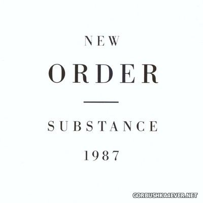 New Order - Substance [2020] / 2xCD
