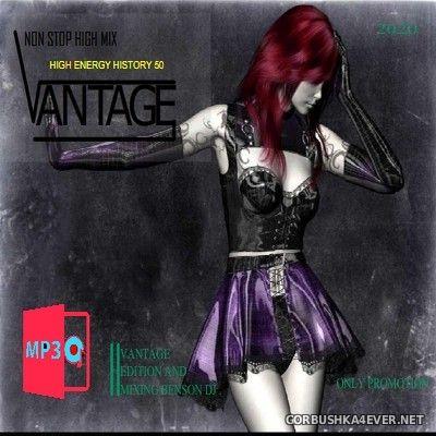 Vantage Mix - High Energy History Mix vol 50 [2020]