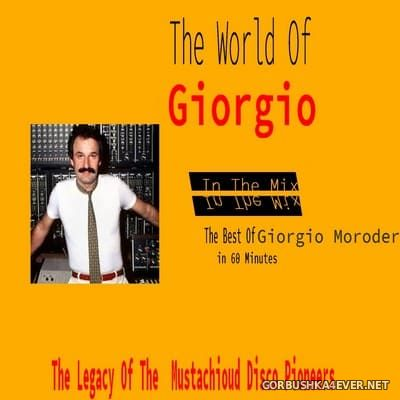 Marc Hartman - The World Of Giorgio Moroder In The Mix [2020]