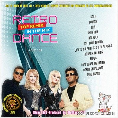 Retro Dance - Top Remix In The Mix 2012.1