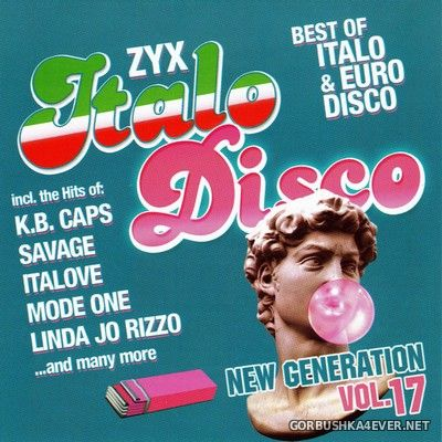 ZYX Italo Disco New Generation vol 17 [2020] / 2xCD