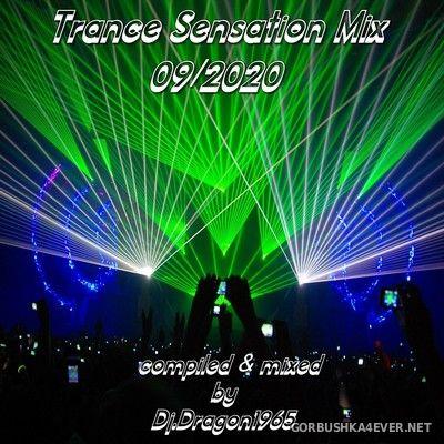 DJ Dragon1965 - Trance Sensation Mix (September Edition) [2020]