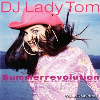 [Energetic Records] Summerrevolution [2001] Mixed by DJ Lady Tom