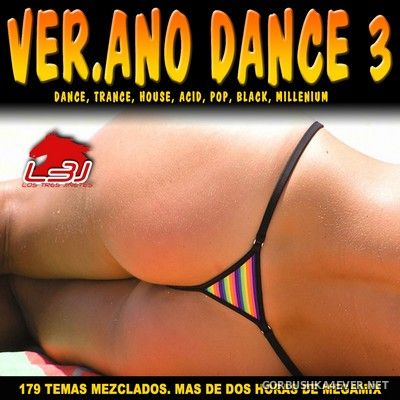 Ver.Ano Dance 3 [2004] / 2xCD / Mixed by Crydamour, MrDeeJay & NoCarrier
