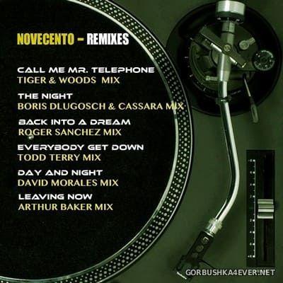 Novecento - Novecento (Remixes) [2020]