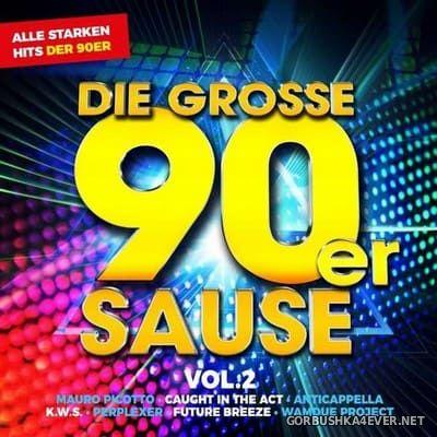 [Pink Revolver] Die Grosse 90er Sause vol 2 [2020] / 2xCD