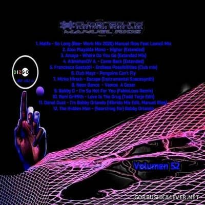 DJ Manuel Rios - Dizgo Mix vol 52 [2020]