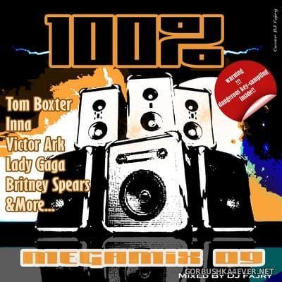 DJ Fajry - 100% Megamix 2009