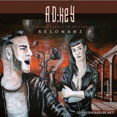 AD:keY - Resonanz [2020] / 2xCD / Limited Edition