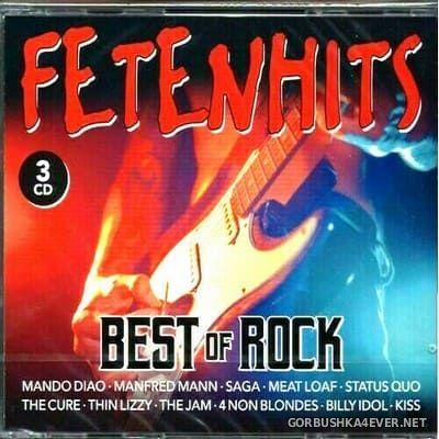 Fetenhits - Best Of Rock [2020] / 3xCD