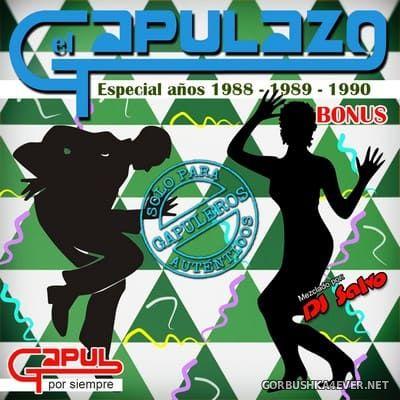 DJ Salvo - El Gapulazo (Especial 1988, 1987 & 1990) [2020] Bonus Mix