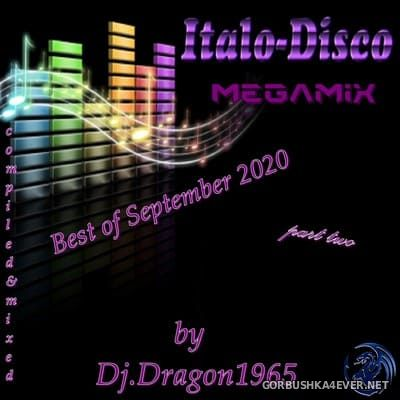 DJ Dragon1965 - Italo Disco Megamix II [2020]
