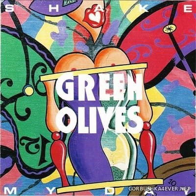 Green Olives - Shake My Day [1990]