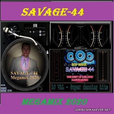 Super Dancing Hits Megamix [2020] by Savage-44