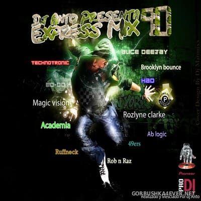 DJ Anto - Express Mix 90 [2009]