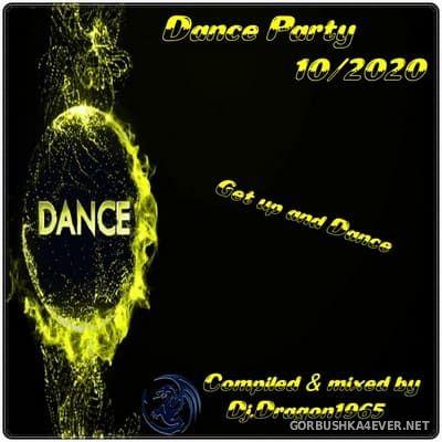 DJ Dragon1965 - October Dance Party 2020