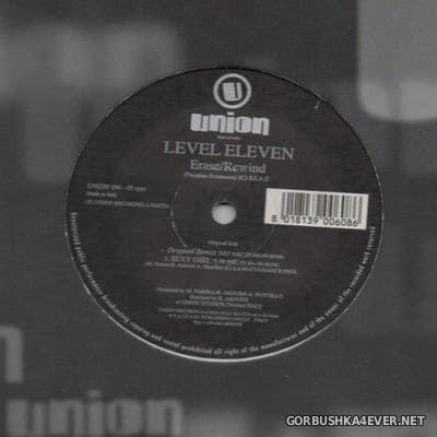 Level Eleven - Erase / Rewind [1999]