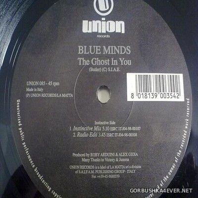 Blue Minds - The Ghost In You [1998]