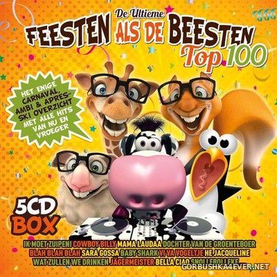 De Ultieme Feesten Als De Beesten Top 100 [2020] / 5xCD