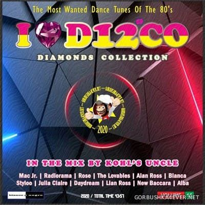 I Love Disco Diamonds Collection In The Mix vol 16 [2020] by Only Mix