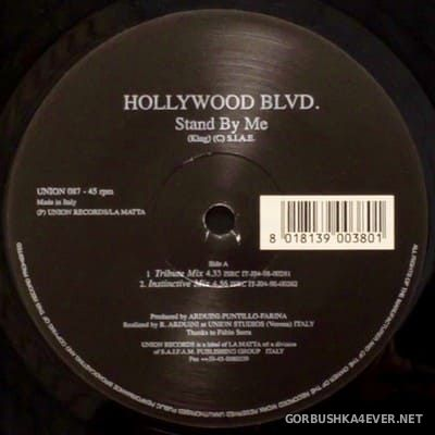 Hollywood Blvd - Stand By Me [1998]