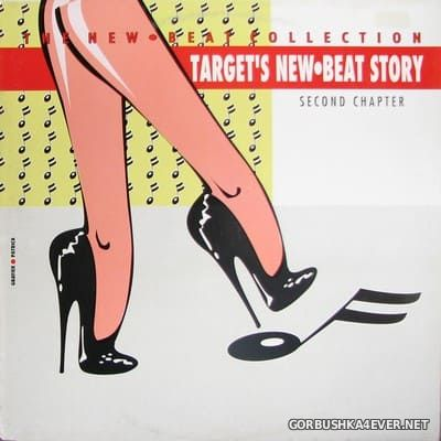 [Target Records] Target's New Beat Story - Second Chapter [1989]