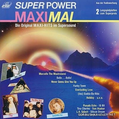 [Ariola] Super Power Maximal [1987] / 2xLP