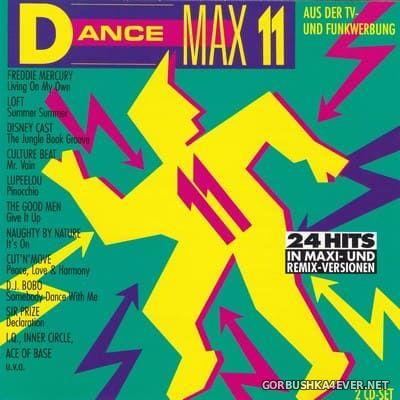 Dance Max vol 11 [1993] / 2xCD