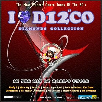 I Love Disco Diamonds Collection In The Mix vol 49 [2020] by Only Mix