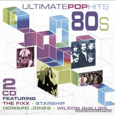 [Stargrove] Ultimate Pop Hits 80s [2016] / 2xCD