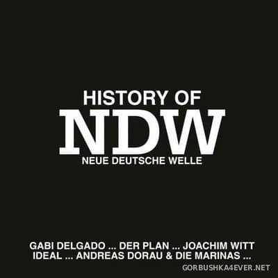 [ZYX] History Of NDW (Neue Deutsche Welle) [2014]