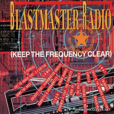 [BCM Records] Blastmaster Radio (Keep The Frequency Clear) [1988] / 2xCD