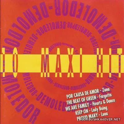 [Ibiza Records] 10 Maxi Hit Demoledor [1996]