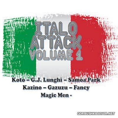 DJ Pich - Italo Attack vol 1 [2020]