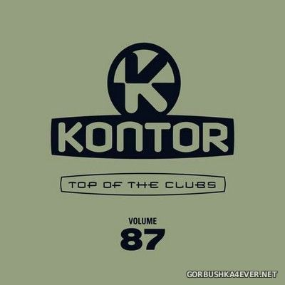 [Kontor] Top Of The Clubs vol 87 [2020] / 4xCD