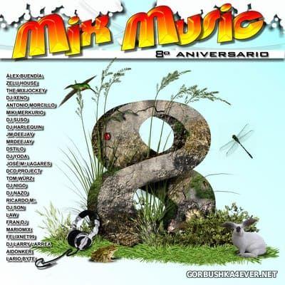MixMusic Megamix 8º Aniversario [2010]