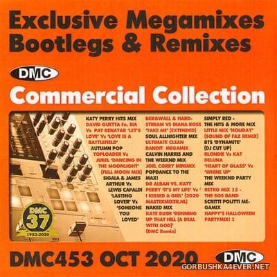 DMC Commercial Collection 453 [2020] October / 3xCD