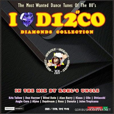 I Love Disco Diamonds Collection In The Mix vol 17 [2020] by Only Mix