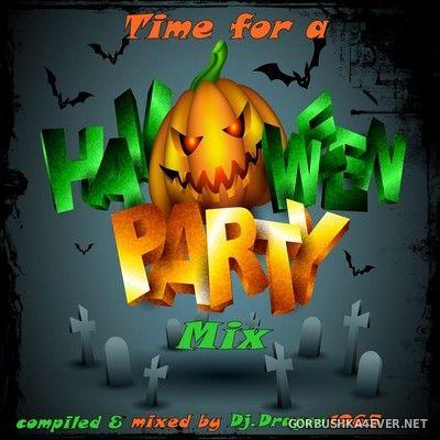 DJ Dragon1965 - Halloween Party Mix 2k20