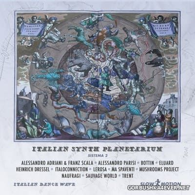 Italian Synth Planetarium - Sistema 2 [2020]
